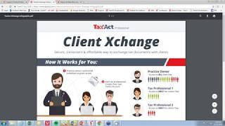 TaxAct Professional | Time-Saving Tips for Using the Software