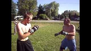 Knockout Fist Fight