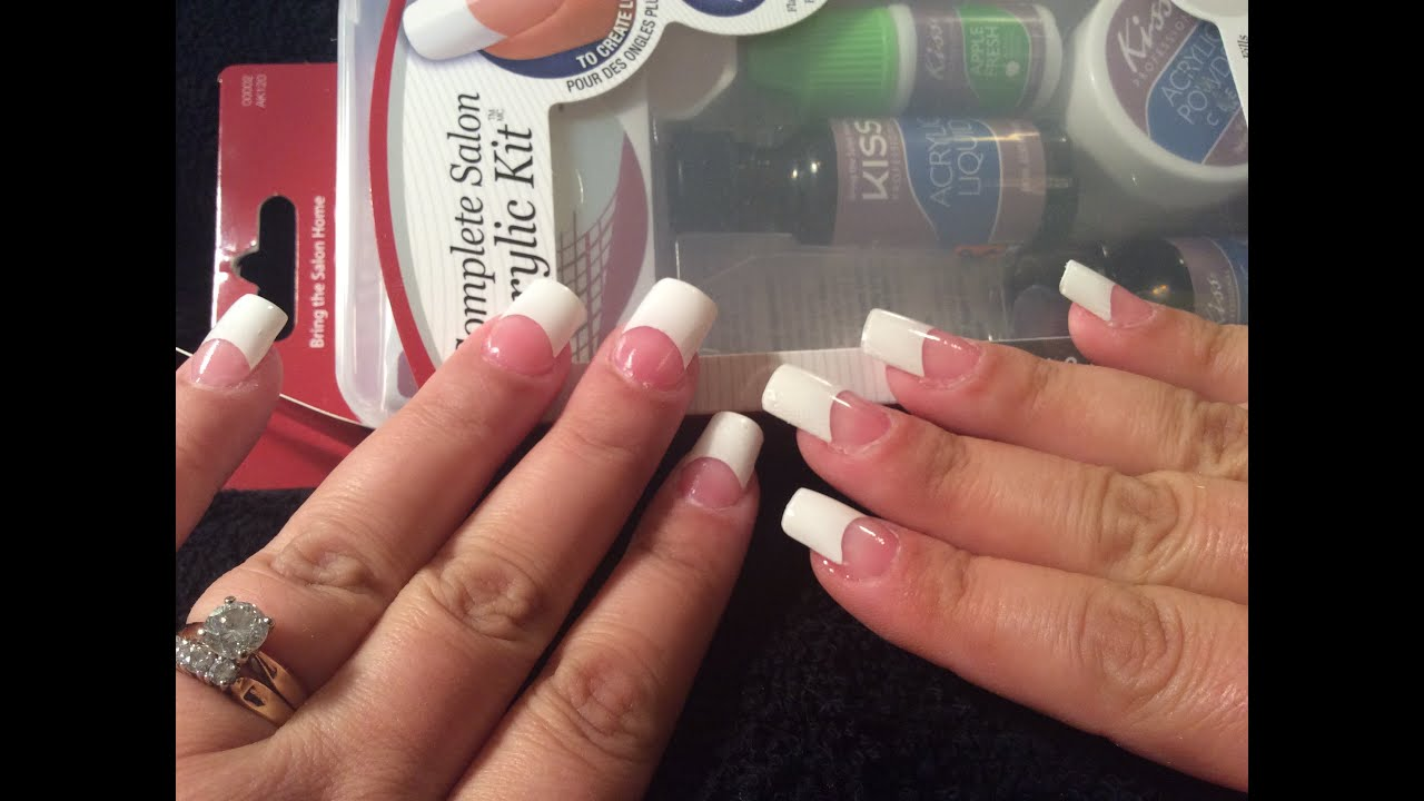 Kiss french manicure nail art kit – Great photo blog about manicure 2017