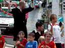 Gwyl Felin 05/07/08 Gorymdaith yr ŵyl/Festival Parade #1
