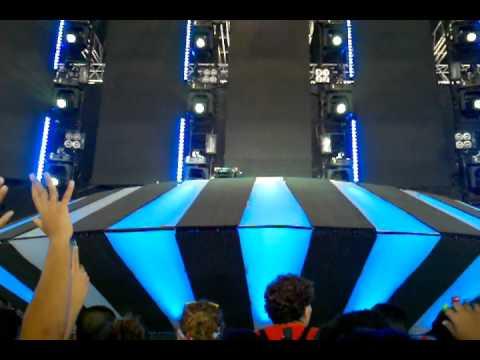 Afrojack Ultra Music Festival 2011 Cark Cox & Friends