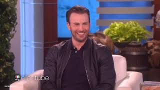 Chris Evans Being An Idiot For 5 Minutes