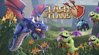 Ataques de Joshy y Master • Clash Of Clans • Dolce Wine