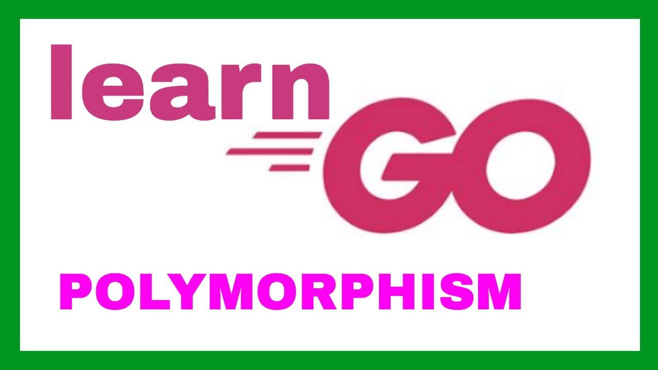 Golang Polymorphism Tutorial