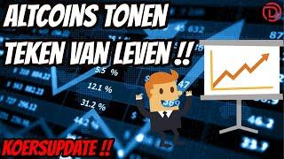 🌱 Live stream Doopie Cash | Bitcoin & Crypto | Altcoins tonen Teken van Leven!