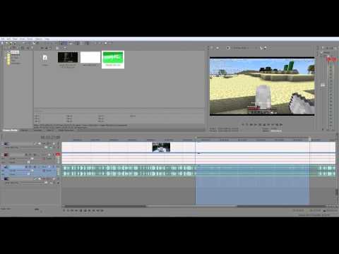 Hur STAMSITE redigerar en video i Sony Vegas! Tips!