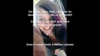 zum Andenken an Anna S. Geb.2 August 1992 Gest.2.April 2012