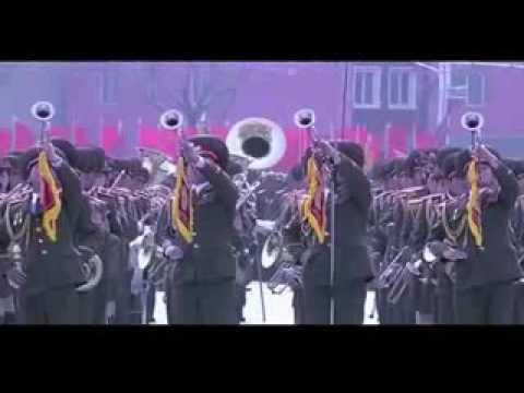 CNN Live I North Korean Military Parade in Pyongyang   Kim Jong un