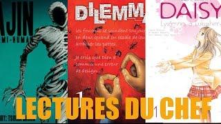 AJIN - DILEMMA - DAISY - LECTURE DU CHEF #5