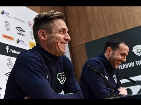 John O'Shea & Kevin Doyle