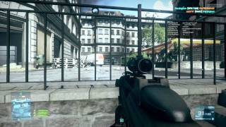 Battlefield 3 Beta: PC Max Ultra Settings 1080p