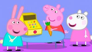 Peppa Pig 🍒 Derleme En iyi bölümler 💗 Programının en iyi bölümleri  Çocuklar için Çizgi Filmler