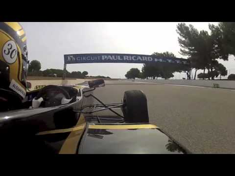 Formule Renault (FR) Circuit Paul Ricard - Team Lotus F1 Tuxboard.com