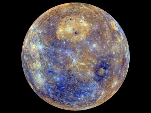 Must See ~ Large Tower Structures On Planet Mercury ~ 2016