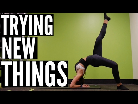 Trying New Things || Complete Lower Body HIIT & AB Workout!