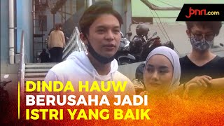 Rey Mbayang Bela Dinda Hauw Yang Dihujat Karena Tak Bisa Masak - JPNN.com