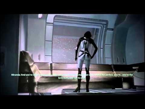 Mass Effect Miranda's Ass