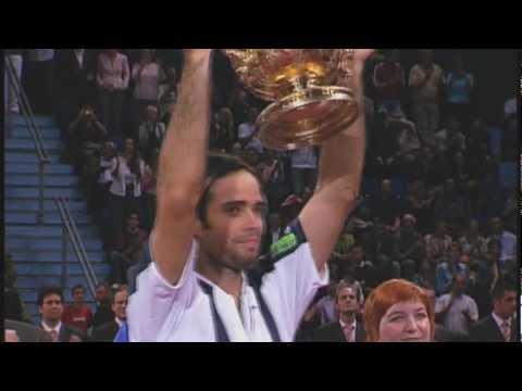 Fernando Gonzalez Retirement Tribute Video