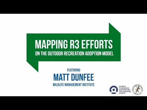 Mapping R3 Efforts on the Outdoor Recreation Adoption Model