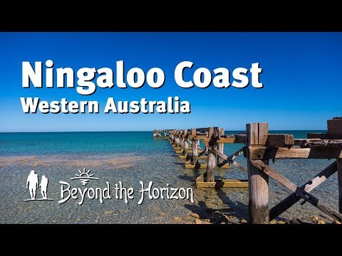 Ningaloo Coast Western Australia | Self-drive along the Indian Ocean Coast from Perth to Ningaloo