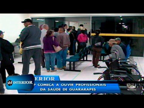 MP de Guararapes começa a ouvir funcionários da Saúde de Guararapes