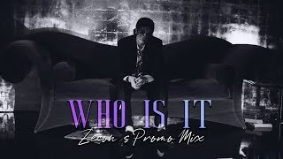 WHO IS IT (Zecon's Promo Mix)   Michael Jackson