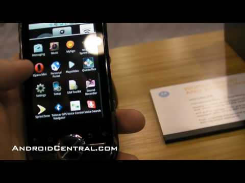 Motorola 1i IDEN Android phone - AndroidCentral.com