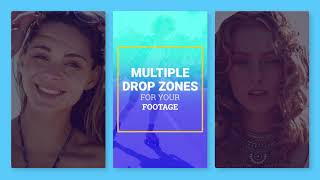 Social Media Story Template for Apple Motion 5 and FCPX - MotionVFX