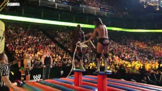 WWE NXT: NXT Rookie Challenge: Pull Through Challenge