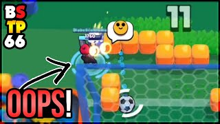 BIGGEST FAILS EVER!? Top Plays in Brawl Stars #66