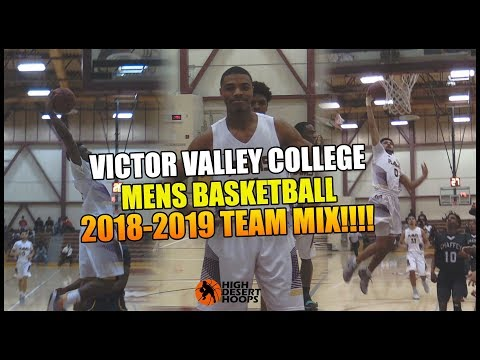 Victor Valley College: 2018-2019 Team Mix - Men