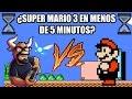 RETO #2: Terminar Super Mario Bros. 3 en