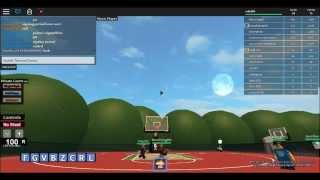 ROBLOX| Basketball| Auf halbem Weg| Milo904 |