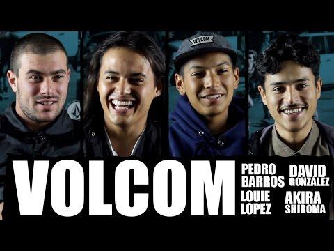 Pedro Barros, David González, Louie Lopez e Akira Shiroma   Black View