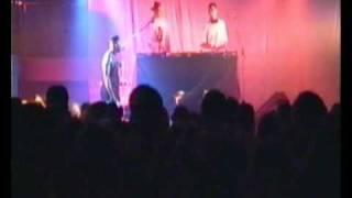 Quadrophonia live in Australia 1991 DJ Black Bass