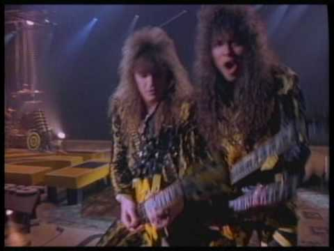 Stryper - Always There For You (Official Music Video)