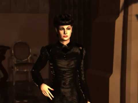 Blade Runner 1997 Game Part 17 - Meeting Rachel, Dr. Tyrell, and J. F. Sebastian - 60fps No Comment
