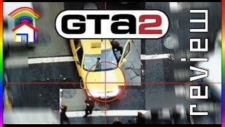 Grand Theft Auto 2 review - ColourShed