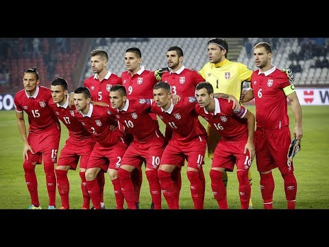 [HD] Serbia - Road to Russia 2018 - All Goals