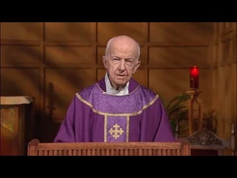 Daily TV Mass Monday, March 6, 2017