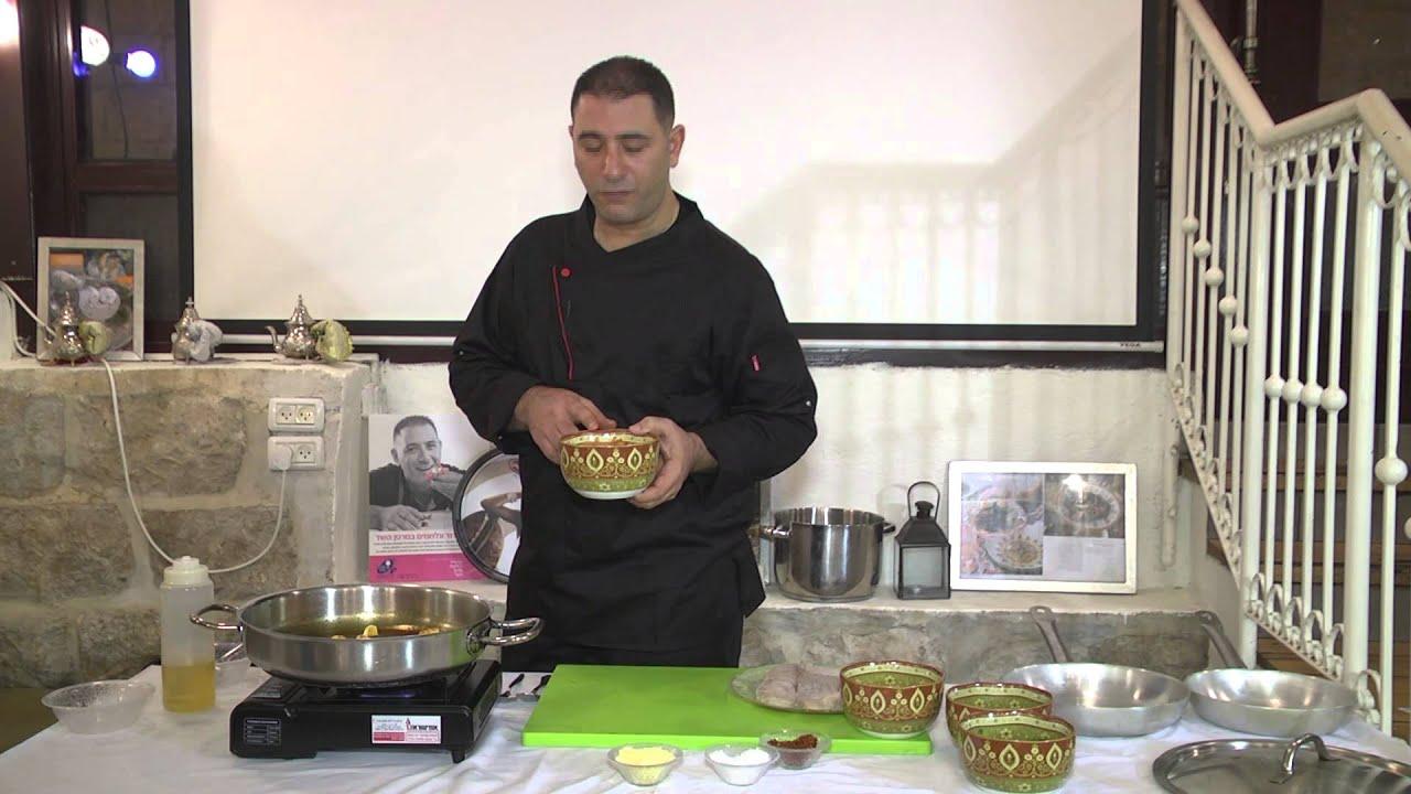 דג טונה לשבת - מתכון לבישול - אבי לוי