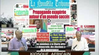 KIOSQUE AFRICAIN  DU  23 06 2014