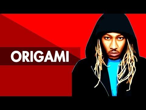 ORIGAMI Trap Beat Instrumental 2019  Hard Dark Lit Rap Hiphop Freestyle Trap Type Beats  Free DL