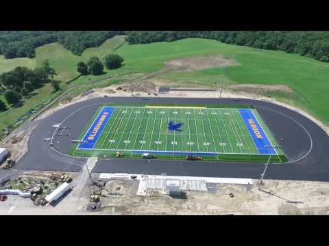 It's Official...The New Hudson, NY Soccer/Football Field