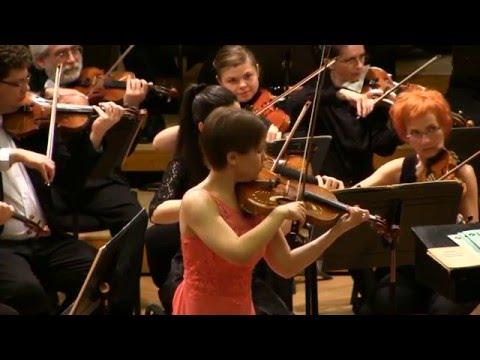 Malina Ciobanu - Tchaikovsky Violin Concerto