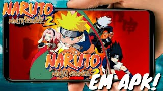 Download Naruto ninja council 2 em apk para Android