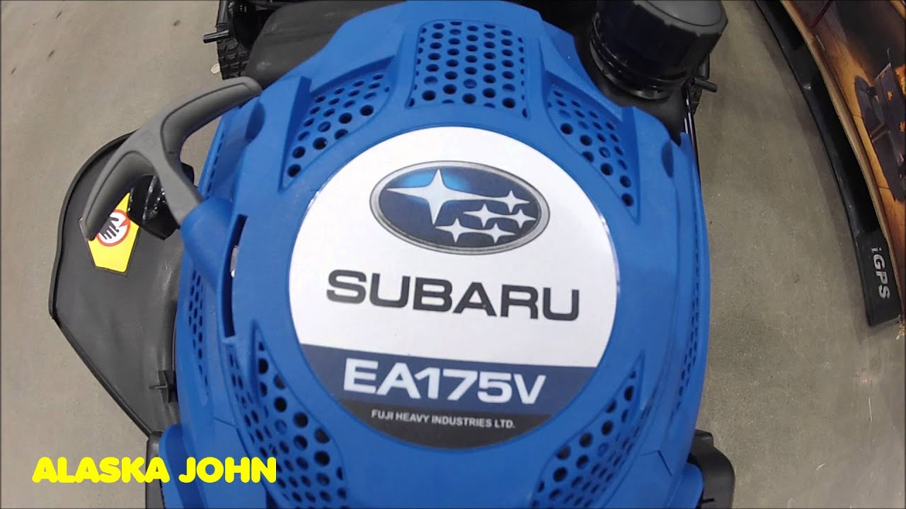 subaru lawn mower 439 99 at anchorage alaska costco subaru lawn mower 439 99 at anchorage alaska costco