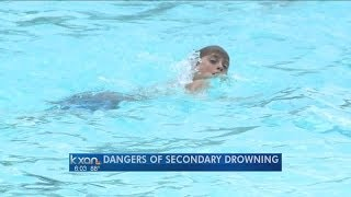 Parents beware: Kids can drown after you leave the pool