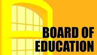 Board of Education Hybrid Meeting of November 17, 2020