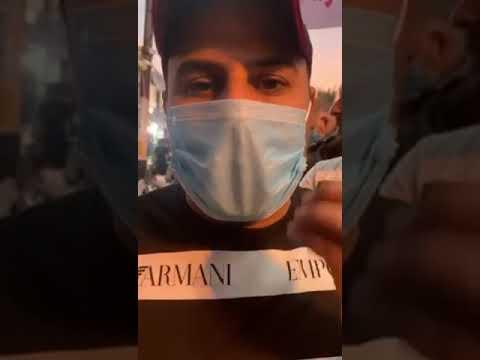في فيديو مصور من ساحة التحرير .. أحد خريجي الدراسات الهندسية والفنية النفطية؛ ثامر الغضبان أفسد وزير في تاريخ النفط